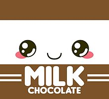Chocolate Milk Carton by pai-thagoras