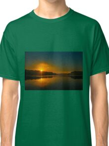 Morning reflection Classic T-Shirt