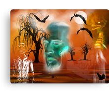 SPOOKY CHALLENGE Canvas Print