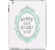 Duvet Day iPad Case/Skin