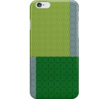 Mind Bend Patches iPhone Case/Skin