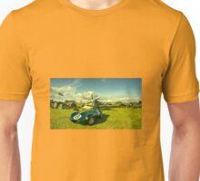D type Jag  Unisex T-Shirt