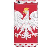 Polish Banner iPhone Case/Skin