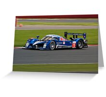 Peugeot 908 HDi-FAP Greeting Card