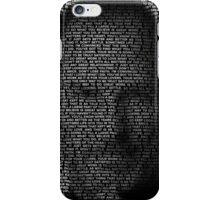 Steve Jobs–Don't Settle v2 iPhone Case/Skin