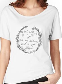 Peter Pan - What If You Fly? Women's Relaxed Fit T-Shirt