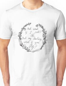 Peter Pan - What If You Fly? Unisex T-Shirt