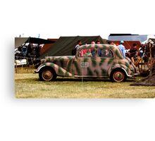 WWII Mercedes Staff Car Canvas Print