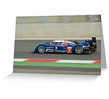 Anthony Davidson Greeting Card