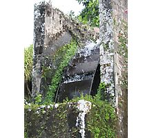 Old water mill Photographic Print
