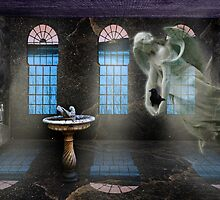 Pantheon of the Angel Love (for a Photo Manipulators Challenge) by RosaCobos