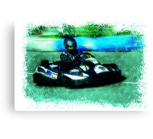 Go-Kart 2 Canvas Print