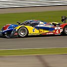 #4 Peugeot 908 HDi-FAP by Willie Jackson