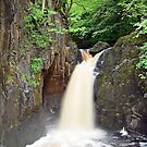 Waterfall by ANDREW BARKE