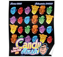 Candy Rush Poster