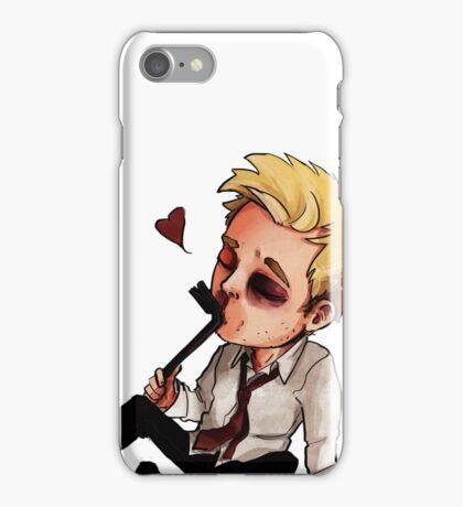 Constantine Crowbar 3 iPhone Case/Skin