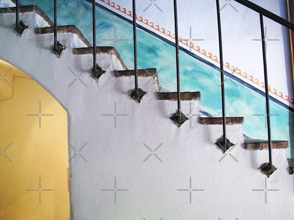 Spanish Mission by Christine  Wilson