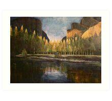 Yosemite Park [015] Art Print