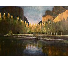 Yosemite Park [015] Photographic Print