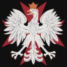 Polish Eagle Maltese Cross by PolishArt