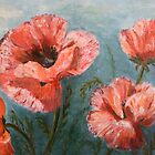 Pink Poppies [006] by petrapols