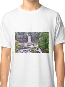 Waterfall Over the edge Classic T-Shirt