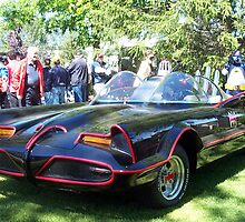 1955 Ford Lincoln Futura AKA Batmobile by ReneR
