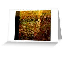 Kirby Muxloe Castle Greeting Card