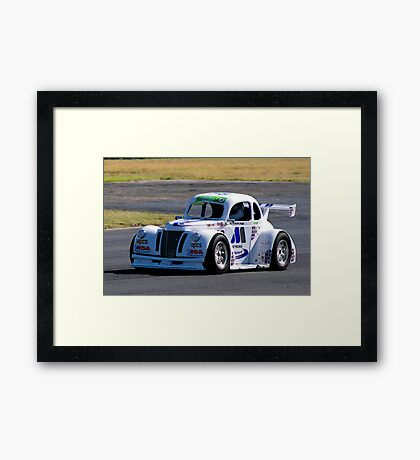 40 Ford Coupe Framed Print