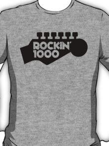 Rockin 1000 Grey T-Shirt
