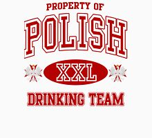Polish Drinking Team  Unisex T-Shirt