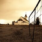 Grosswerder Church by Jamie  Palmer