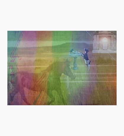 Rainbow Friends Photographic Print