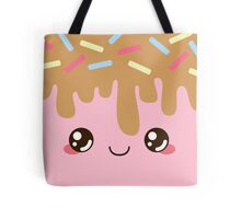 Chocolate Frosting Tote Bag