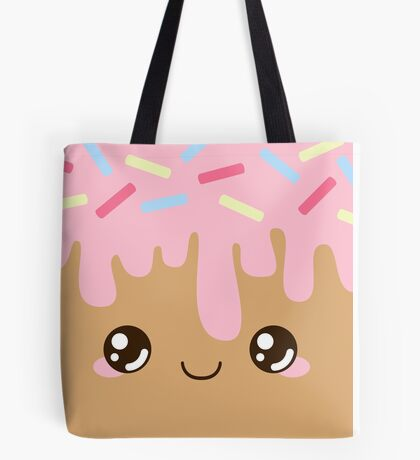 Pink Frosting Tote Bag