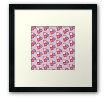 Alice's biscuits Framed Print
