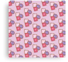 Alice's biscuits Canvas Print