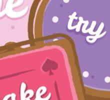 Alice's biscuits Sticker