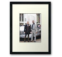 Looking Fabulous! Framed Print