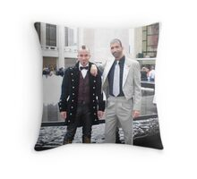 Looking Fabulous! Throw Pillow