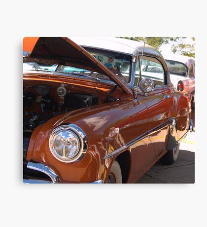 1954 Pontiac Chieftian Canvas Print