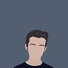 Troye Sivan! - Faceless Cartoon by 4ogo Design