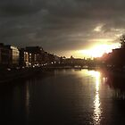 Ha'penny Bridge (Dublin, Ireland) by ACBPhotos