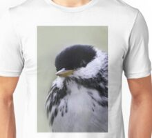Blackpoll Warbler Unisex T-Shirt