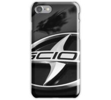Scion Auto Shoot  iPhone Case/Skin