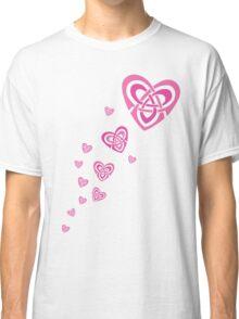 Celtic Hearts Classic T-Shirt