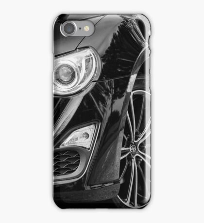 Reflection in Scion  iPhone Case/Skin