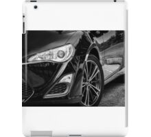 Reflection in Scion  iPad Case/Skin