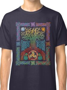 Celtic Tree of Life Classic T-Shirt