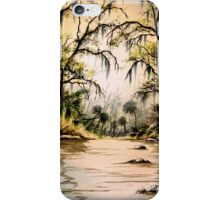 Rocky Waters  iPhone Case/Skin